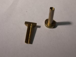 Female Post Screw
